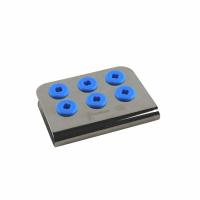ZEG-Spitzen Halter für 6 Spitzen / Tips / Ansätze ohne Handschutz